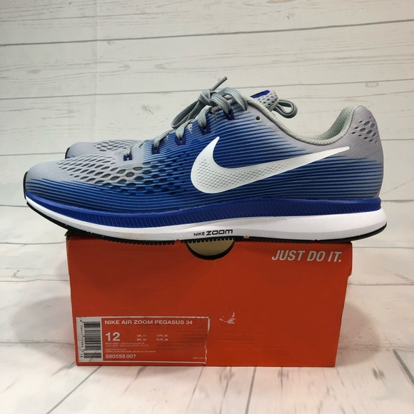 newest f3ccb 78e87 Mens 12 Nike Air Zoom Pegasus 34 Running